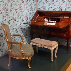Nieuwe en gerenoveerde meubels